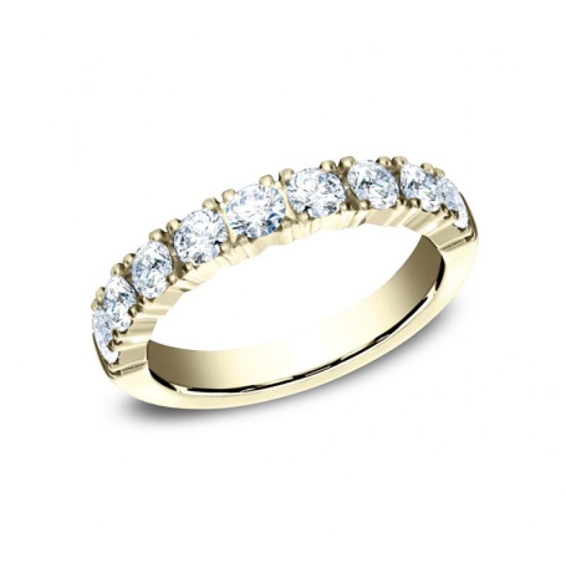 BENCHMARK Ladies Yellow Gold Wedding Band 593288Y