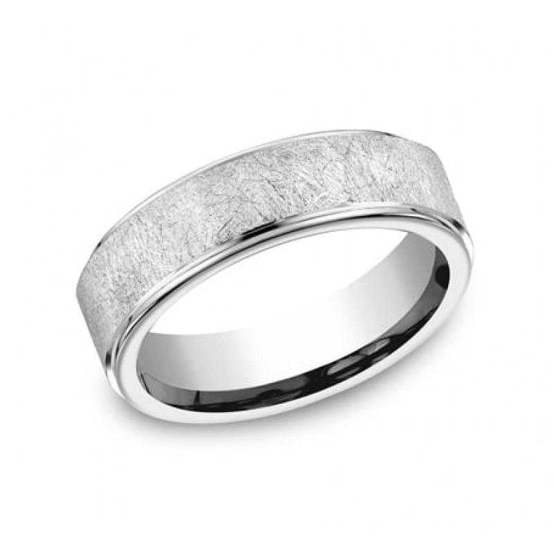 FORGE Mens Cobalt Wedding Band CF67891CC