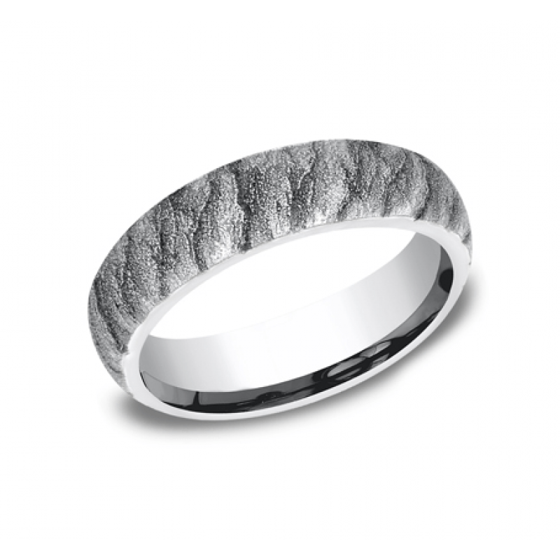 FORGE Mens Cobalt Wedding Band CF846626CC