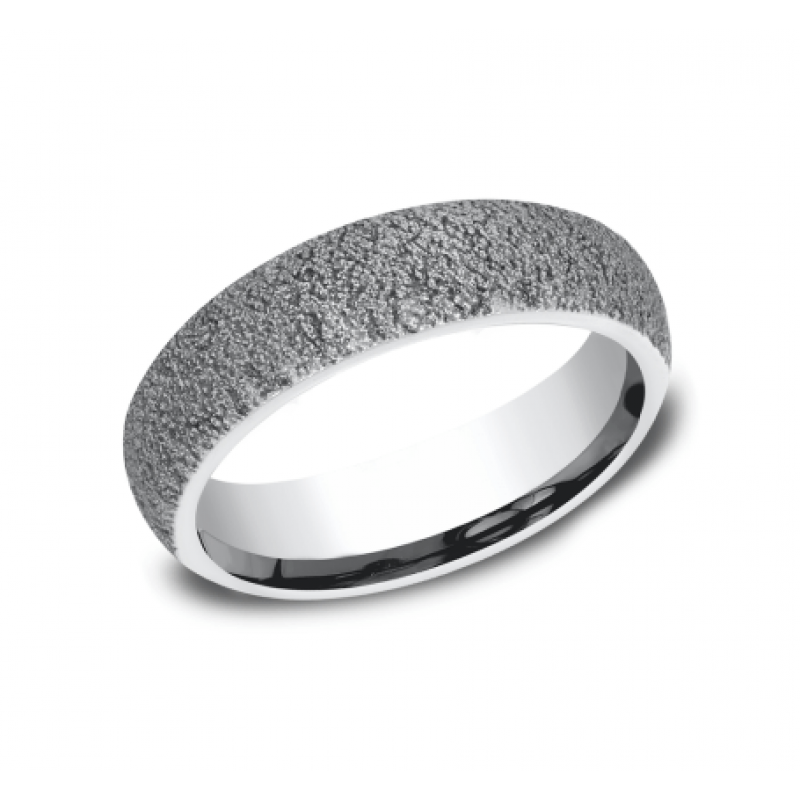 FORGE Mens Cobalt Wedding Band CF846616CC
