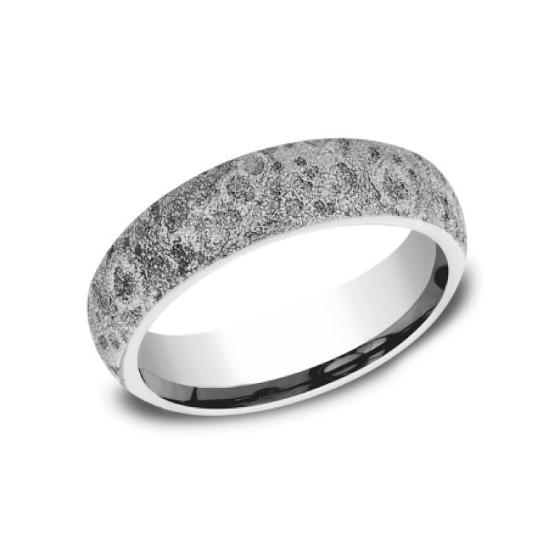 FORGE Mens Cobalt Wedding Band CF856629CC