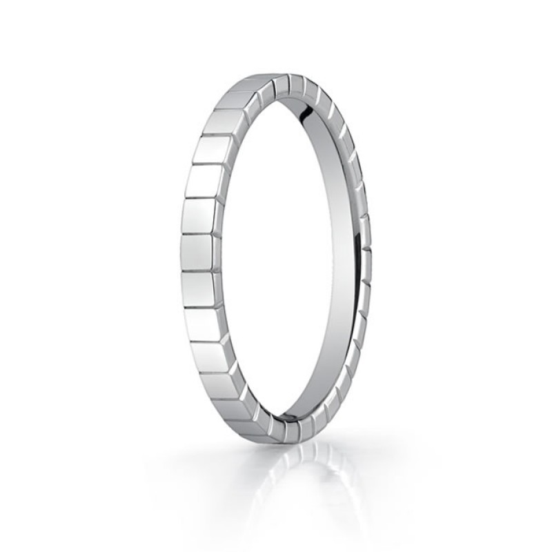 2.5mm Cavrved Women's Stackable Band