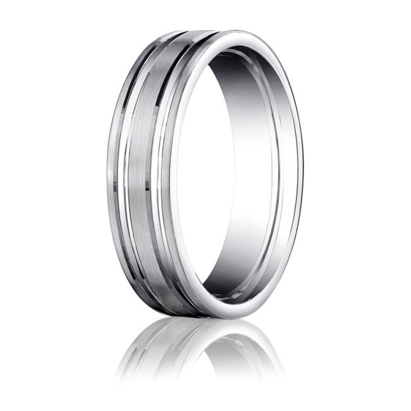 Two Spin Cut Comfort Fit Band