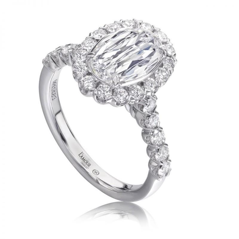 L'amour Diamond Ring