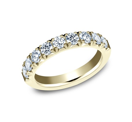 BENCHMARK Ladies Yellow Gold Wedding Band 593184LGY