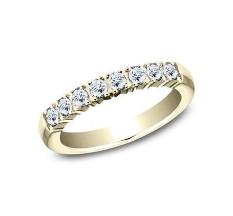 BENCHMARK Ladies Yellow Gold Wedding Band 5925258LGY