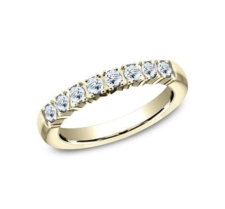 BENCHMARK Ladies Yellow Gold Wedding Band 5925258Y