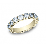 BENCHMARK Ladies Yellow Gold Wedding Band 554083Y