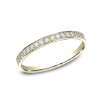 BENCHMARK Ladies Yellow Gold Wedding Band 522800Y