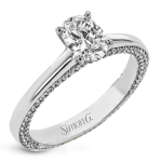 SIDE HUSTLE ENGAGEMENT RING LR2460