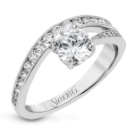 LIGHTNING BOLT ENGAGEMENT RING LR2822