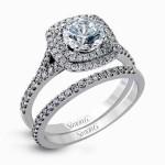 Engagement Set MR2459-WS