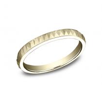 BENCHMARK Ladies Yellow Gold Wedding Band 62325Y