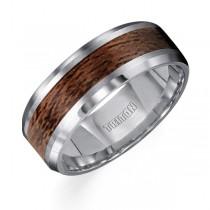 Tungsten Wood Band