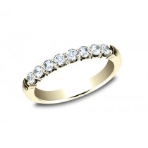 BENCHMARK Ladies Yellow Gold Wedding Band 5925365LGY