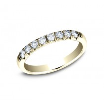 BENCHMARK Ladies Yellow Gold Wedding Band 5925154LGY