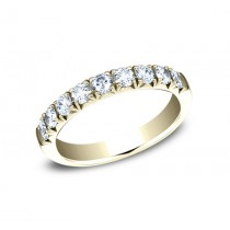 BENCHMARK Ladies Yellow Gold Wedding Band 593173LGY