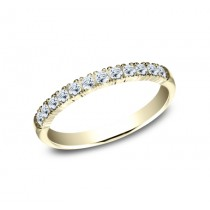 BENCHMARK Ladies Yellow Gold Wedding Band 592248LGY