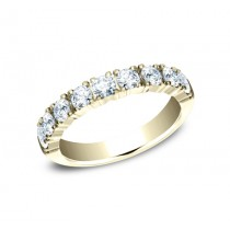 BENCHMARK Ladies Yellow Gold Wedding Band 593288LGY