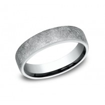 BENCHMARK Mens Platinum Wedding Band CF755585PT