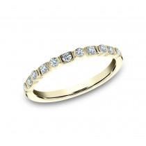 BENCHMARK Ladies 14k Yellow Gold Wedding Band 5225690Y