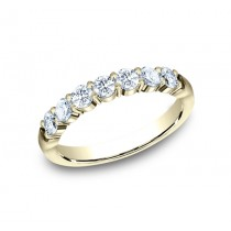BENCHMARK Ladies 14k Yellow Gold Wedding Band 5535015Y