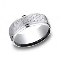 FORGE Mens Cobalt Wedding Band CF849815CC
