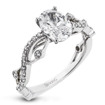 NEO ENGAGEMENT RING LR2207-OV