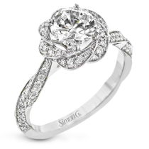 SG ENGAGEMENT RING LR2537