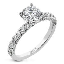 SG ENGAGEMENT RING LR2595