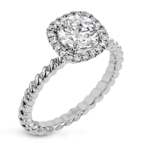 SG ENGAGEMENT RING MR2944