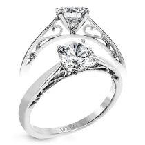 SG ENGAGEMENT RING MR2973