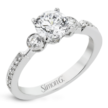 ROXY ENGAGEMENT RING TR799