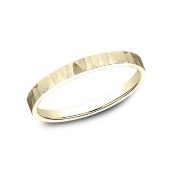 BENCHMARK Ladies Yellow Gold Wedding Band 62763Y