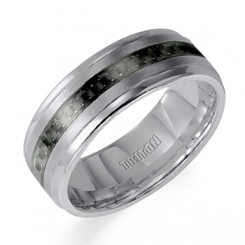 Tungsten Carbon Fiber Band