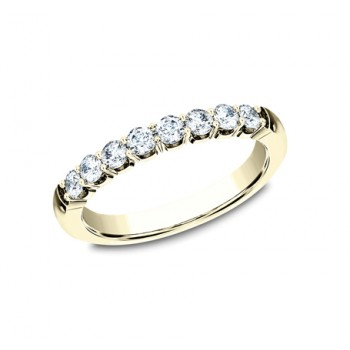 BENCHMARK Ladies Yellow Gold Wedding Band 5925365Y