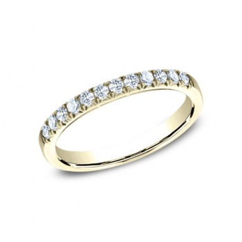 BENCHMARK Ladies Yellow Gold Wedding Band 592144Y