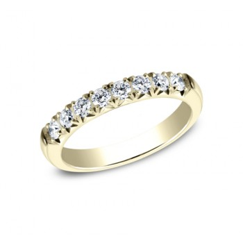 BENCHMARK Ladies Yellow Gold Wedding Band 5925164LGY
