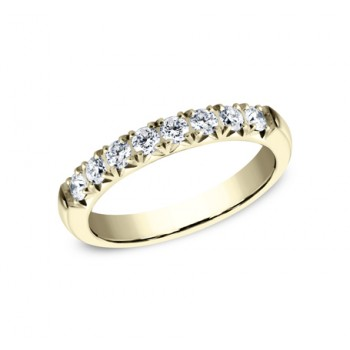 BENCHMARK Ladies Yellow Gold Wedding Band 5925164Y
