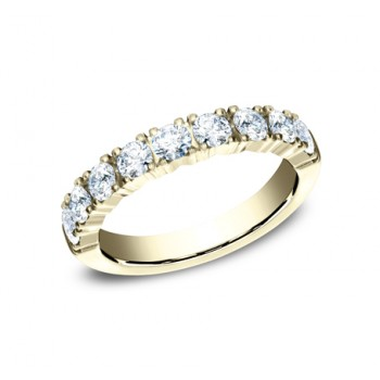 BENCHMARK Ladies Yellow Gold Wedding Band 593288Y