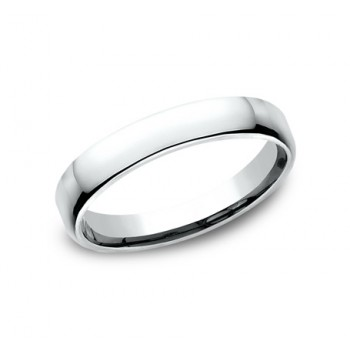 FORGE Mens Platinum Wedding Band EUCF135PT