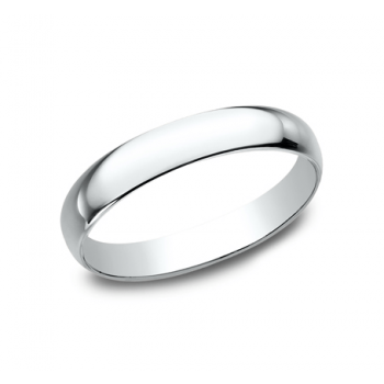 BENCHMARK Mens Platinum Wedding Band 130PT