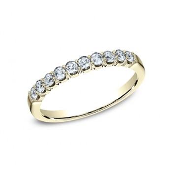 BENCHMARK Ladies Yellow Gold Wedding Band 5925344Y