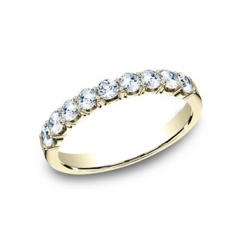 BENCHMARK Ladies Yellow Gold Wedding Band 5935643Y