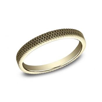 BENCHMARK Ladies Yellow Gold Wedding Band 8425689Y