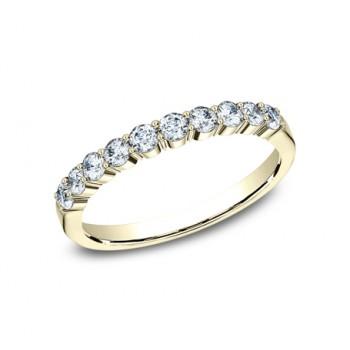 BENCHMARK Ladies 14k Yellow Gold Wedding Band 5538215Y