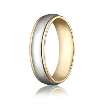 Two Tone Comfort Fit Band