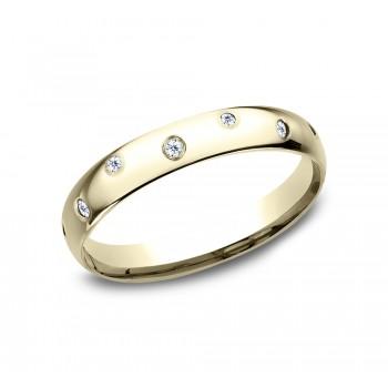 BENCHMARK Ladies 14k Yellow Gold Wedding Band CF513131Y