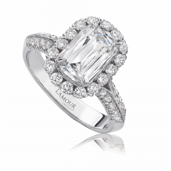 L'amour Diamond Ring
