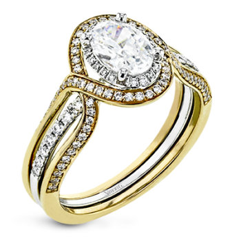 SG ENGAGEMENT RING LR2223